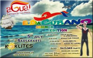 El Dia Cubani - 2014 - Sailors