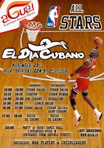 El Dia Cubano NBA